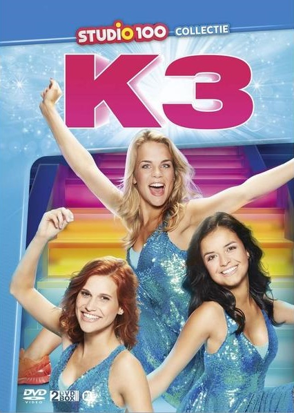 ultratop.be - k3 - k3 loves you / k3 show - k3 in de ruimte [dvd]